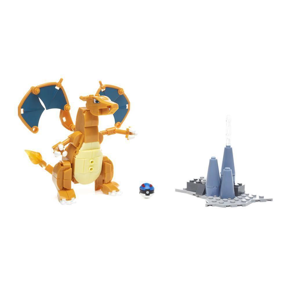 Charizard Mega Construx Pokémon - Mattel DYR77