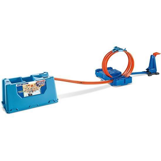Looping Kit Track Builder Hot Wheels - Mattel FLK90