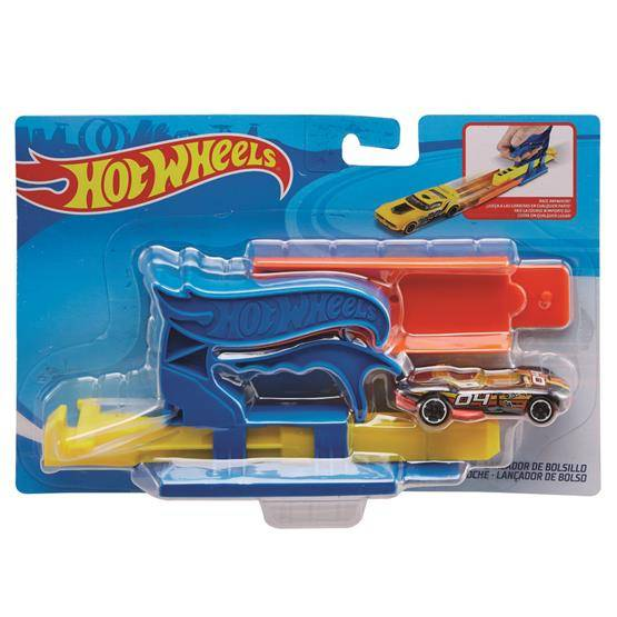 Lançador com Carrinho Hot Wheels - Mattel FTH84