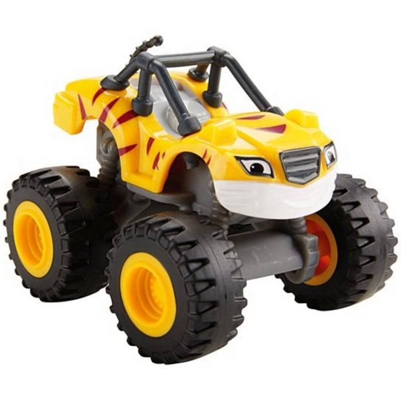 Stripes Monster Machines Veículo Básico Fisher-Price - Mattel DKV87