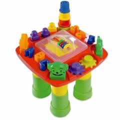 Mesa de Atividades Infantil - Dismat MK200 | Noy Brinquedos
