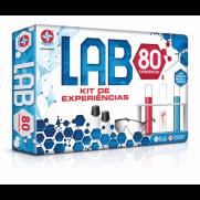 Jogo de Experiências LAB 80 - Estrela 1001612800020