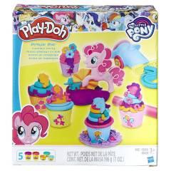 Pinkie Pie Festa Cupcake My Little Pony Play Doh - Hasbro B9324 | Noy Brinquedos