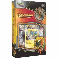 Tapu koko Mini Box Pokémon - Copag 97487 | Noy Brinquedos