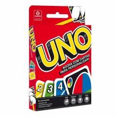 Uno Jogo Original - Copag 98190 | Noy Brinquedos