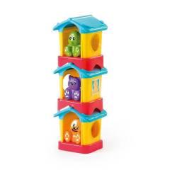 Casinha Home Pet - Calesita 0839 | Noy Brinquedos