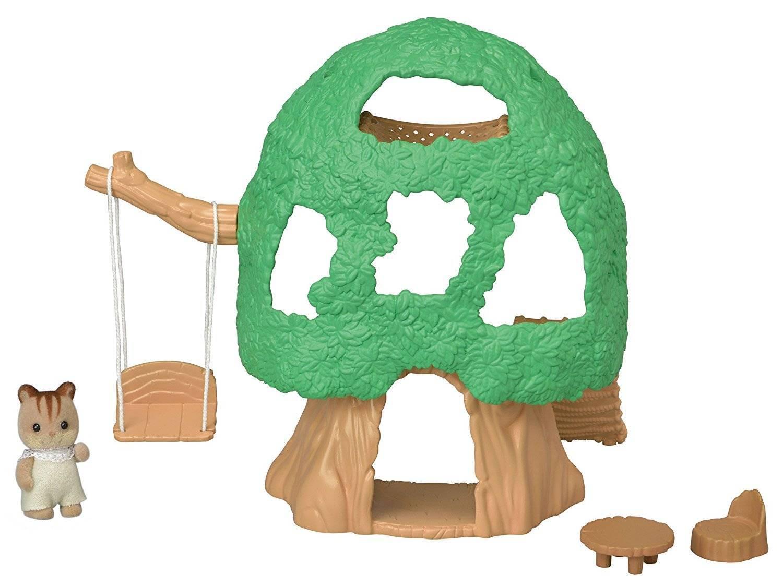 Casa na Árvore do Bebê Sylvanian Families - Epoch Magia 5318