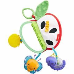 Maçã de Atividades Fisher-Price - Mattel DFP89 | Noy Brinquedos