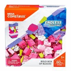 Coruja Box Small Blocks Mega Construx - Mattel DYG82 | Noy Brinquedos