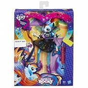 Rainbow Dash Cabelos Estilosos My Little Pony - Hasbro B1038