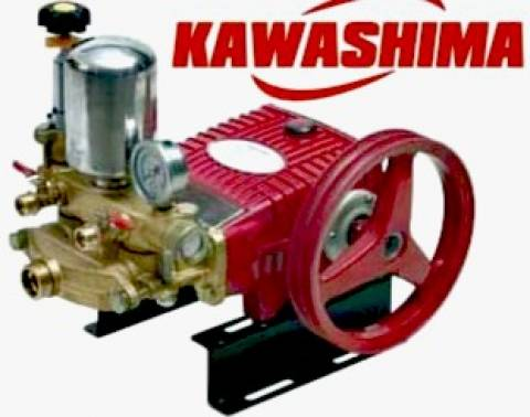 Bomba de pistão lavadora de alta pressão hidrolavadora 3 pistões vazão 40 litros/minuto