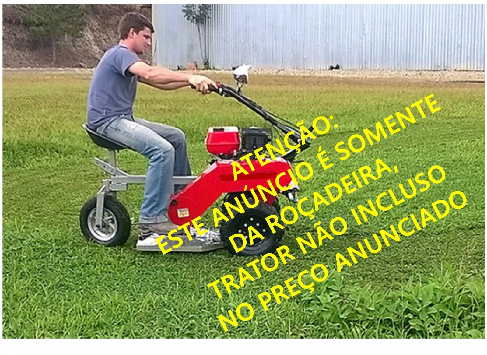 Roçadeira cortador de grama para motocultivador tratorito