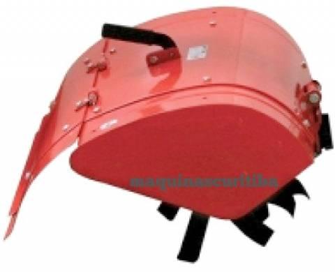 Enxada rotativa AFER72 para microtratores MFD e MFG