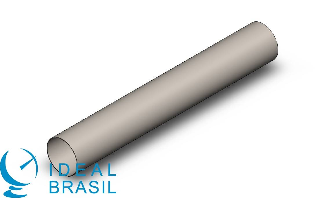 Tubo Diam 4.1/2' ( 114,3mm)