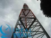 Torre Autoportante Triangular Modular - 15 M - AEV 2m²