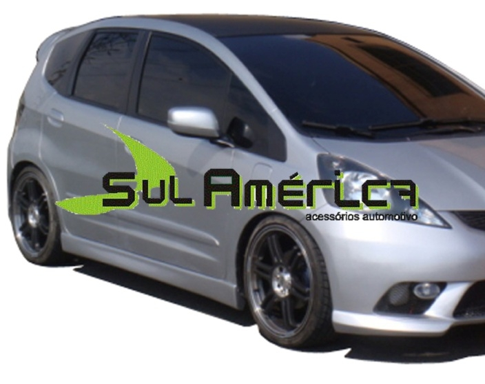 SPOILER LATERAL NEW FIT 09 10 11 12 13 14 15 16 SPORT