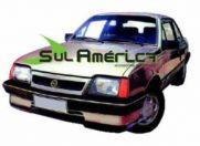 SPOILER DIANTEIRO MONZA 82/90 BIPARTIDO S/ RASGO AUXILIAR