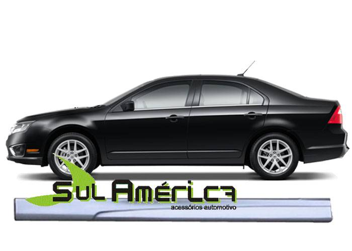 SPOILER LATERAL FORD FUSION 06 07 08 09 10 11 12