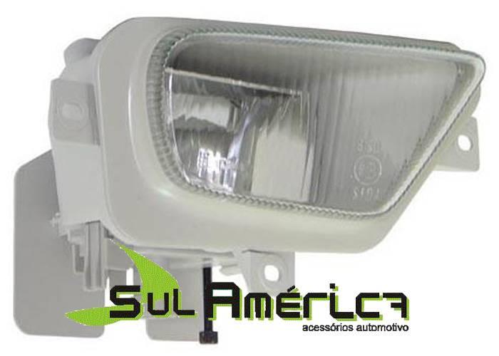 FAROL AUXILIAR MILHA S10 BLAZER 98 99 00 LD C/ LAMPADA (1PÇ)