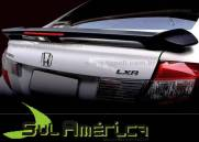 AEROFOLIO HONDA NEW CIVIC LXS LXR 2013 2014 2015 2016 30LEDS