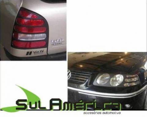 APLIQUE FAROL + LANTERNA GOL G3 2000/2005 LD+LE