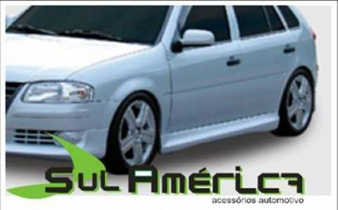 SPOILER LATERAL GOL PARATI G4 2005 A 2013 SPORT