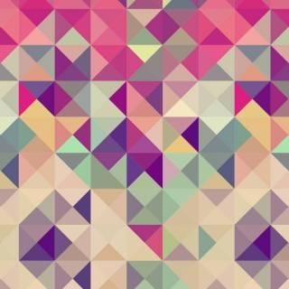Papel de Parede Adesivo Cube Colors /Rolo | Redecorei