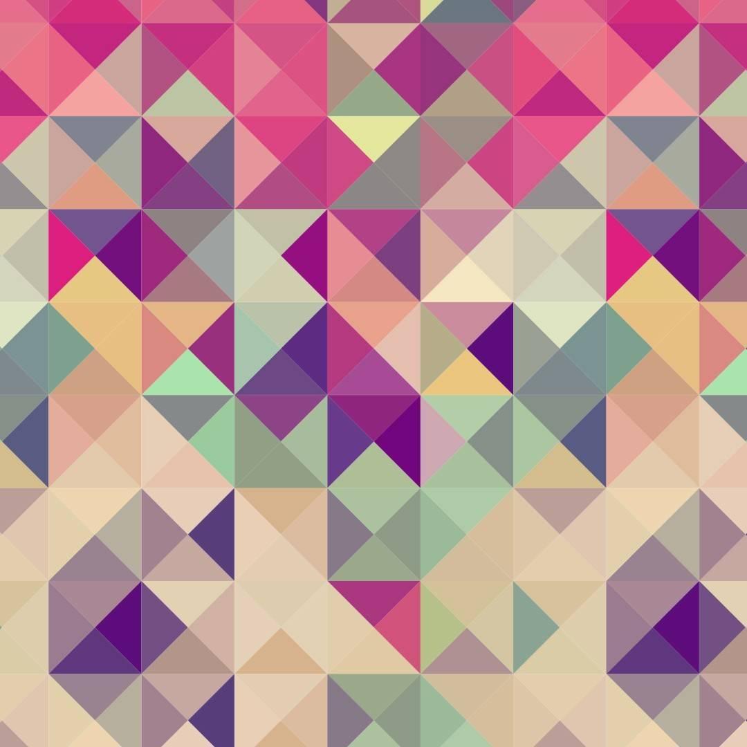 Papel de Parede Adesivo Cube Colors /Rolo