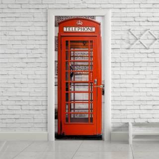 Adesivo de Porta Telephone 1 | Redecorei