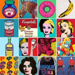 Adesivo para Azulejo - Pop Art | Redecorei