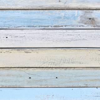 Papel de Parede Adesivo Madeira Azul /Rolo | Redecorei