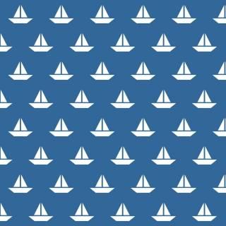 Papel de Parede Adesivo Barcos | Redecorei