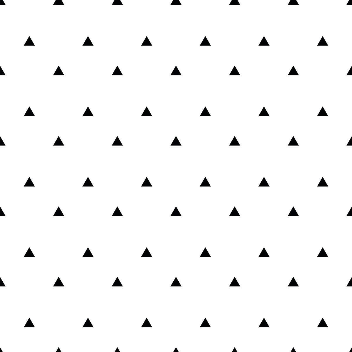 Papel de Parede Adesivo Geométrico Triângulo /Rolo