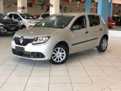 Renault sandero authentic 1.0