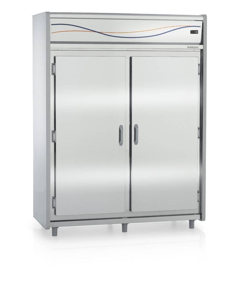 Mini-Câmara Açougue e complementos - GMCR-1600