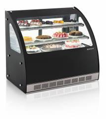 Vitrine Refrigerada Padaria, confeitaria e complementos - GGEB-110