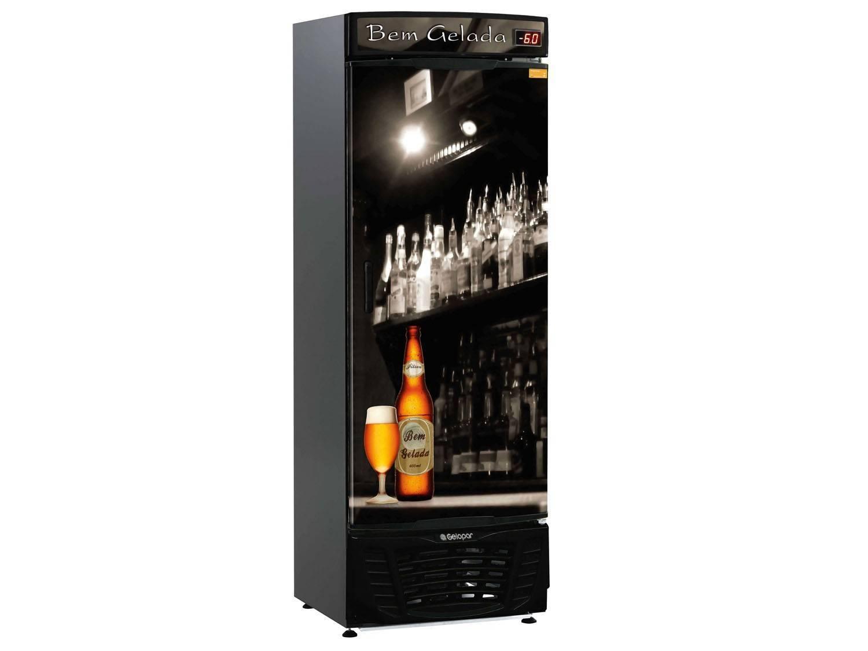 Refrigerador e cervejeira Gelopar Grba-450b 445 Litros 1 Por