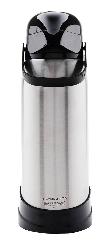 Garrafa Térmica R-evolution Royal 1.9l - Inox - Termolar