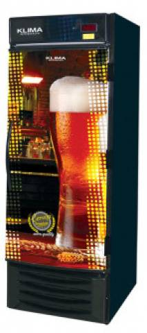 Cervejeira Porta Cega 240 Garrafas - 220v - Klima