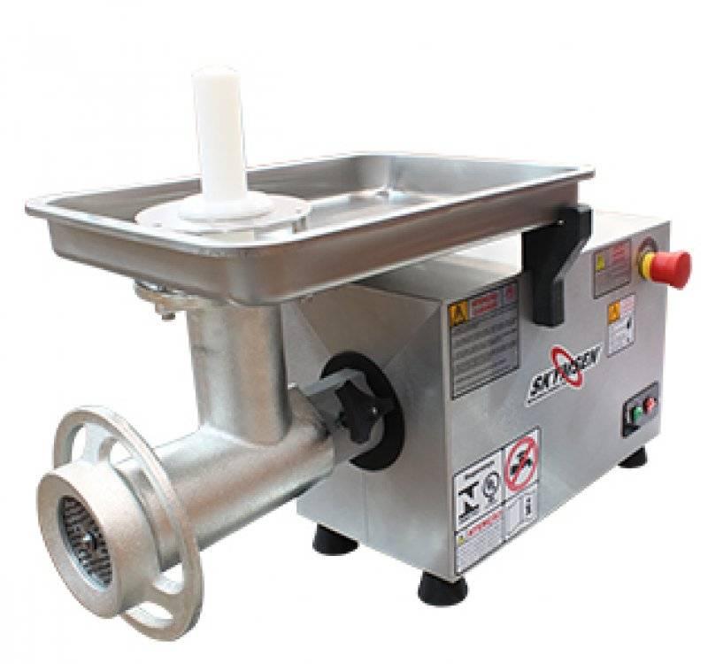 Picador de carne Inox Boca 22 - PS-22 - 220V - SKYMSEN