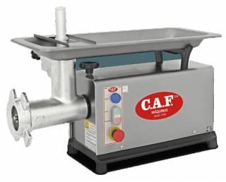 Moedor Picador de carne CAF 22 SM Inox - Monofásico 220V