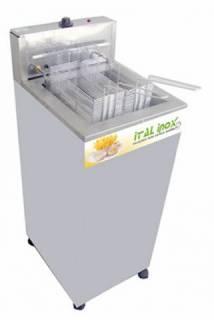 Fritadeira elétrica água e óleo 18L FAOI 18 Ital Inox - 220V
