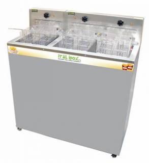 Fritadeira elétrica água e óleo FAOI 36/18 Ital Inox - 220V