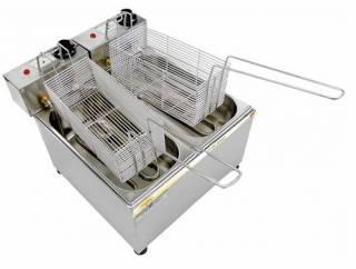Fritadeira elétrica  FEOI 4 Ital Inox - 127V
