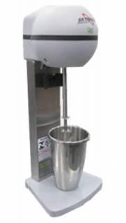 Batedor de milk shake copo inox 1 haste -BMS-N - 220V Skymse