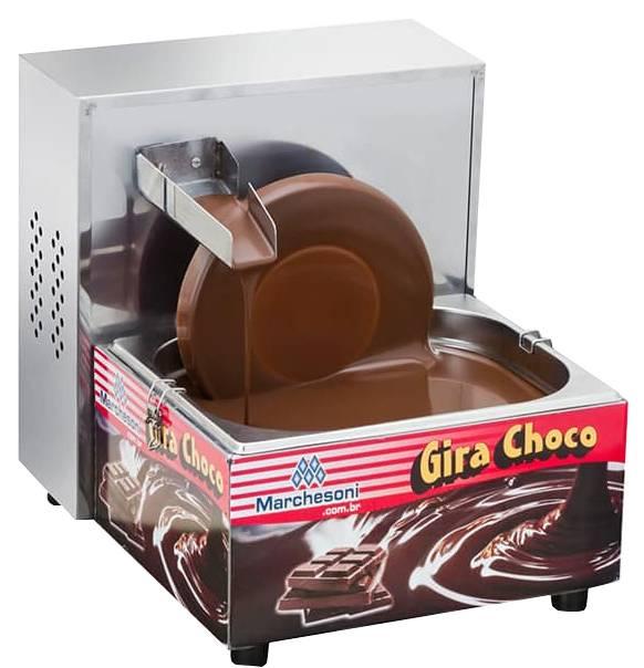 Gira Choco chocolateira 5kg  - Marchesoni