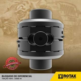 Bloqueio de diferencial Troller dianteiro 2002>2014(DANA 44) | D driver equipamentos off road Joinville sc
