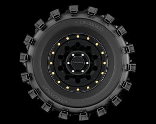 Pneu Colossus Max 285/75r16