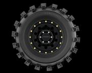 "Pneu Colossus Max 285/75r16"""