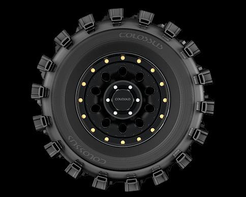 Pneu Colossus Max 315/70r17' valor unitário